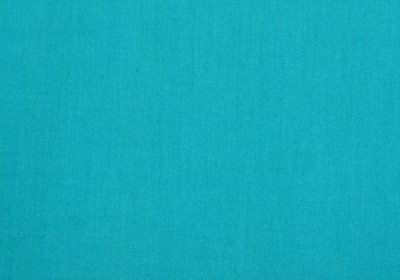 Turquoise Polycotton Liberty Broadcloth - WHOLESALE FABRIC - 20 Yard Bolt