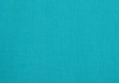 Turquoise Polycotton Liberty Broadcloth
