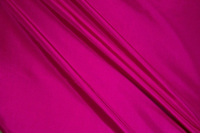 Deep Raspberry Taffeta Fabric