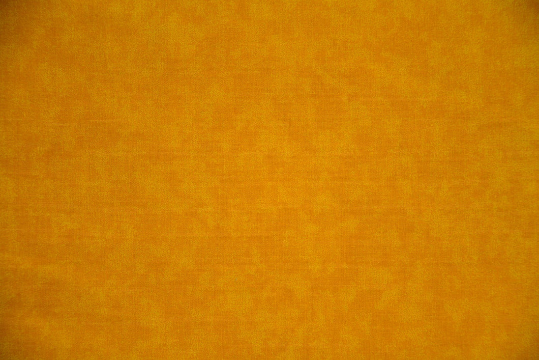 Bright Gold 100% Cotton Blender - WHOLESALE FABRIC - 15 Yard Bolt