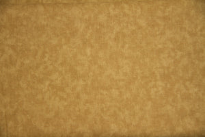 "107/108"" Dark Gold 100% Cotton Blender - WHOLESALE FABRIC - 15 Yard Bolt"
