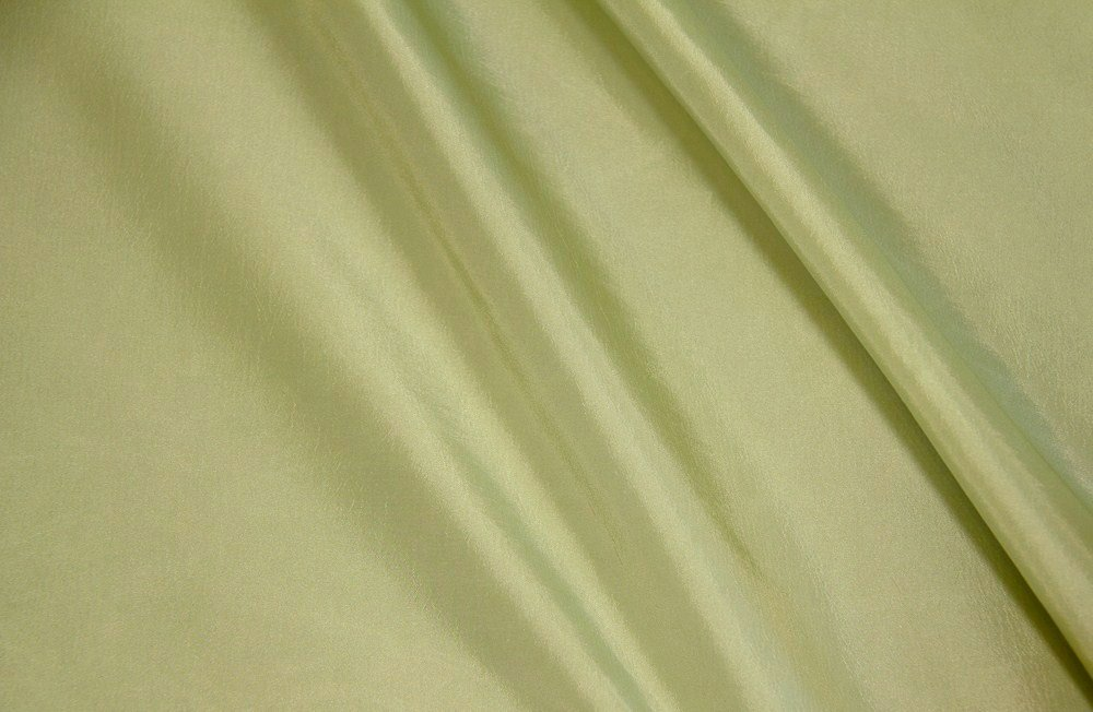 Willow Green Taffeta Fabric