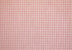 "1/4"" Pink Gingham Fabric WHOLESALE FABRIC- 20 Yard Bolt"