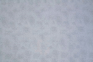 Dotted Grey Double Napped Flannel