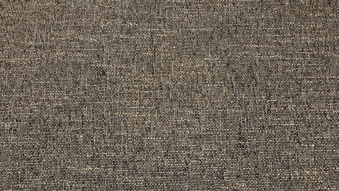 Discount Fabric DRAPERY Black, Light Gray & Oatmeal Tweed Drapery