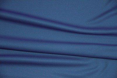 Royal Blue Scuba Knit - WHOLESALE FABRIC - 15 Yard Bolt