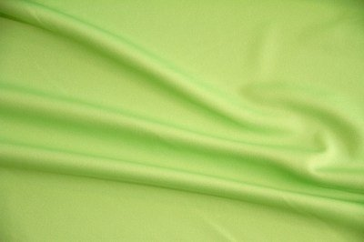 Kiwi Green Scuba Knit - WHOLESALE FABRIC - 15 Yard Bolt