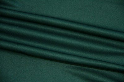 Hunter Green Scuba Knit - WHOLESALE FABRIC - 15 Yard Bolt