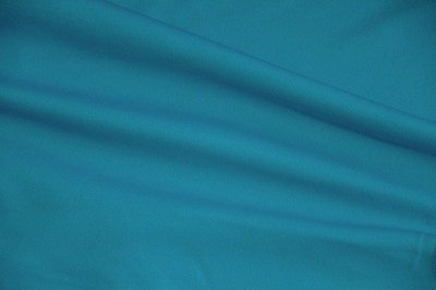 Turquoise Scuba Knit - WHOLESALE FABRIC - 15 Yard Bolt