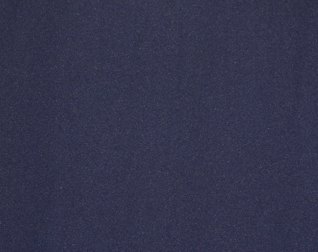 Navy Double Knit - WHOLESALE FABRIC - 15 Yard Bolt