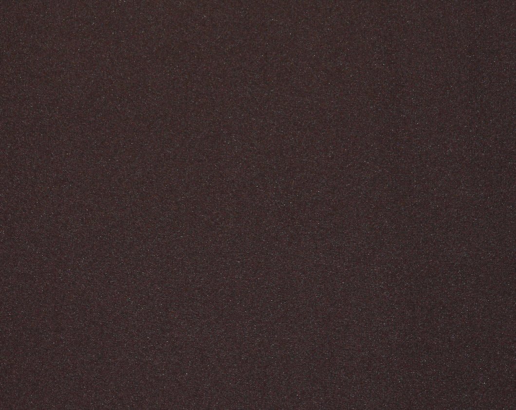 Brown Double Knit Fabric