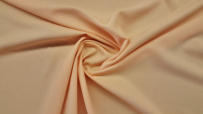 Discount Fabric DRAPERY Cantaloupe Solid
