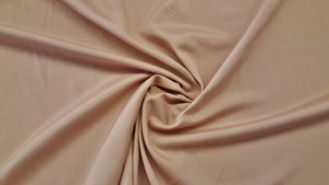Discount Fabric DRAPERY Peachy Tea Rose Solid