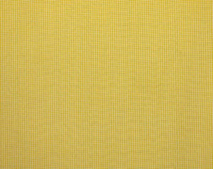 "1/16th"" Yellow Gingham Fabric WHOLESALE FABRIC- 20 Yard Bolt"
