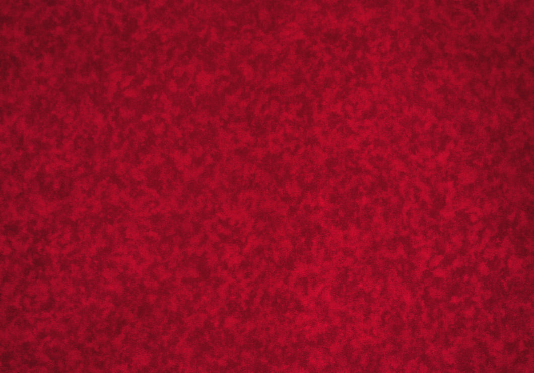 Dark Red 100% Cotton Blender