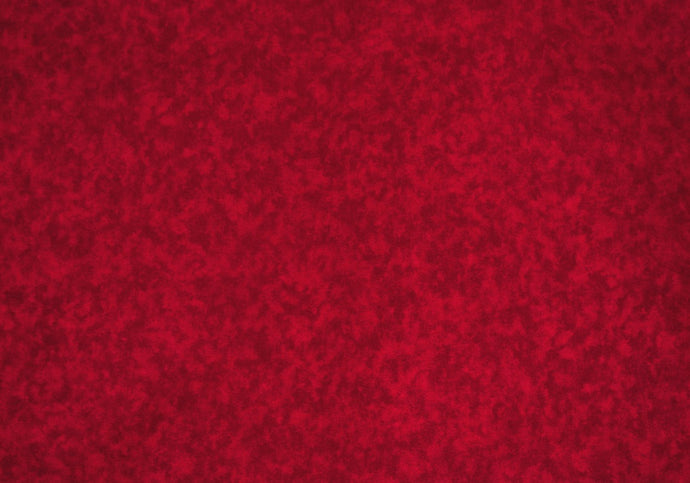 Dark Red 100% Cotton Blender - WHOLESALE FABRIC - 15 Yard Bolt