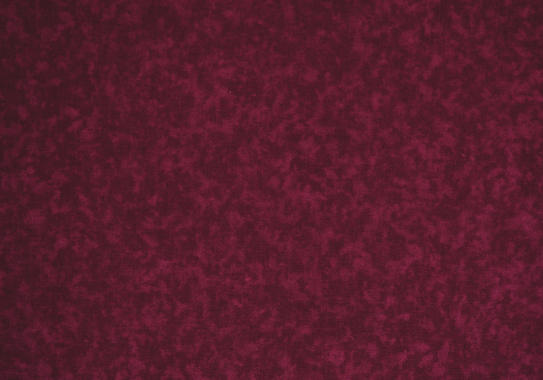 Berry 100% Cotton Blender Fabric