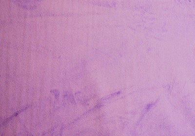 Lavender Minky Solid Fabric