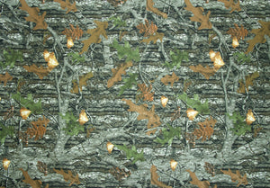 "60"" Moth Wing Camouflage Twill Fabric"