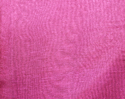 Fuchsia Metallic Tissue Illusion