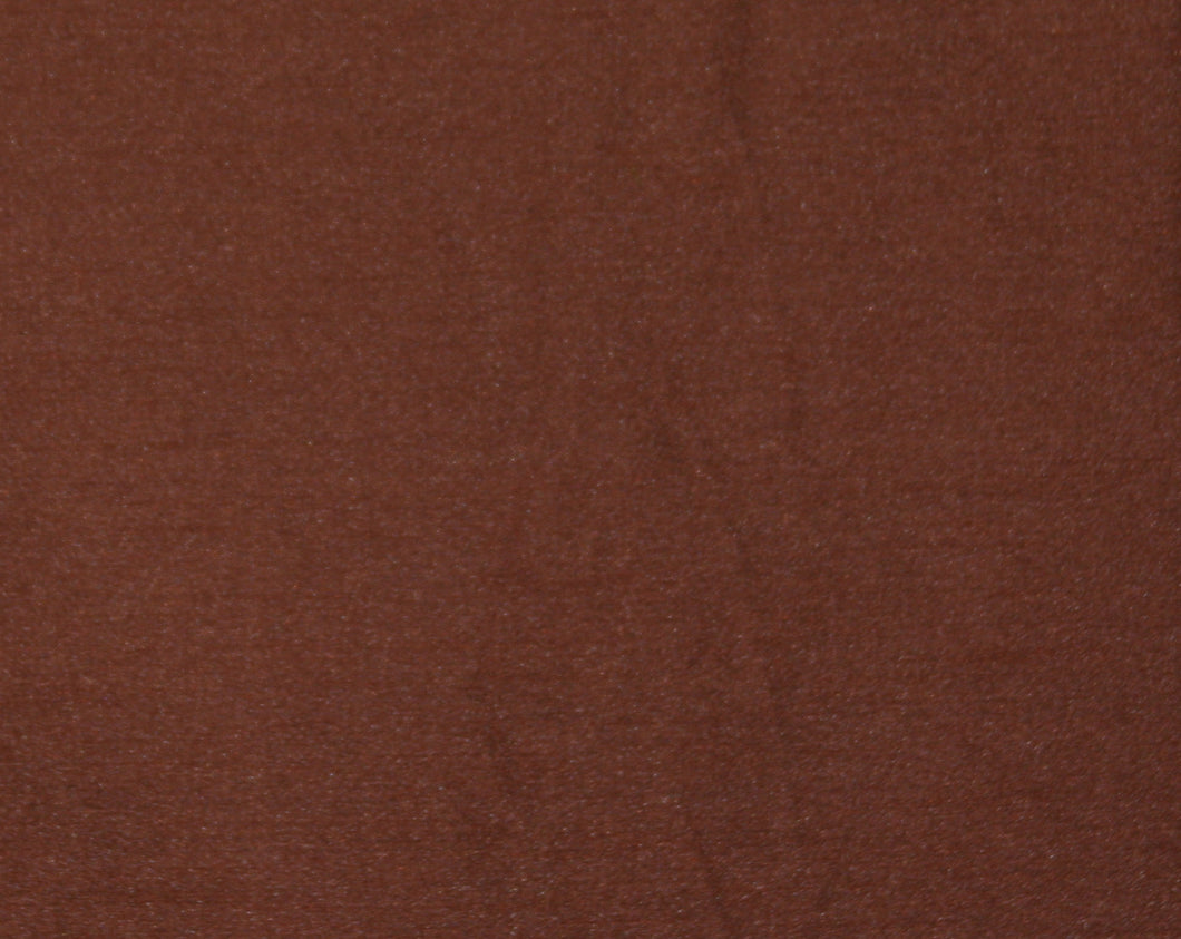Brown Dupioni Fabric