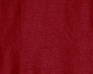 Burgundy Dupioni Fabric