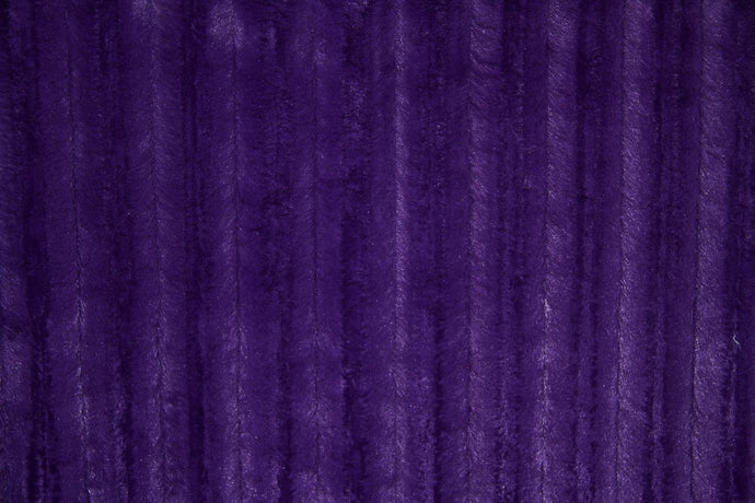 Faux Fur Purple MINK Fabric