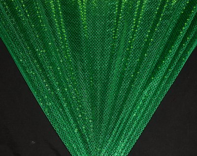 Kelly Dot Sequin Knit Fabric-WHOLESALE FABRIC-12 Yard Bolt