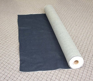 "61"" Midnight Blue Heavyweight (12 oz.) Denim--WHOLESALE DISCOUNT FABRIC--16 Yards"