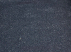 "65"" Midnight Heavyweight (12 oz. ) DENIM Fabric - 8 2/3 Yards"