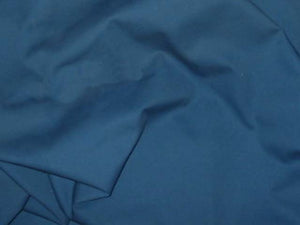 "62"" Glory Blue Twill Fabric"
