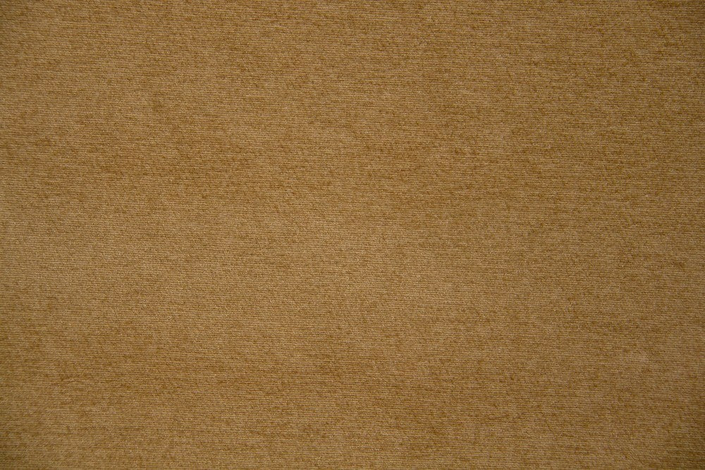 Discount Fabric CHENILLE Light Gold Upholstery