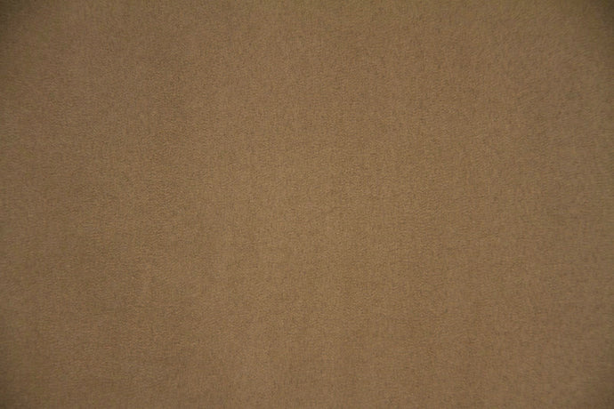 Discount Fabric MICROSUEDE Khaki Upholstery