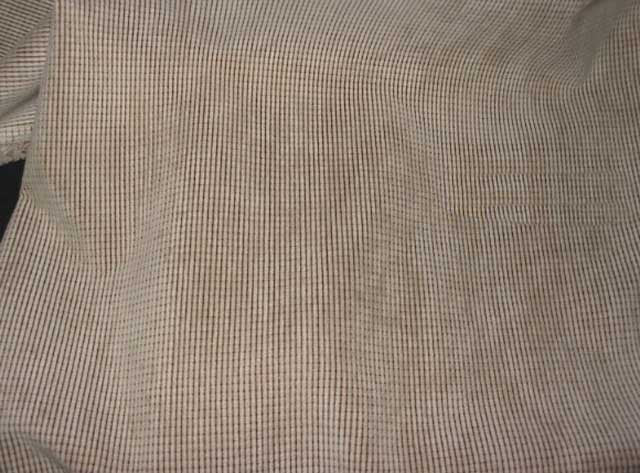 Discount Fabric MICROSUEDE Pebble-Ivory Upholstery