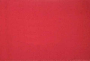 "91"" Red Orange EXTRA WIDE Percale Sheeting Fabric"