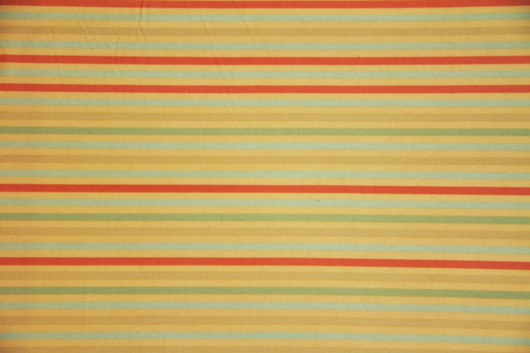 Multi Stripe Double Napped Flannel