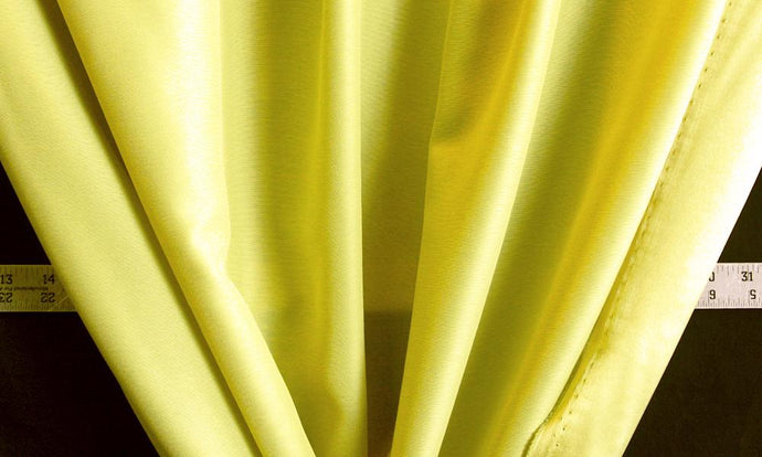 Discount Fabric ANTIQUE SATIN Apple Green Drapery