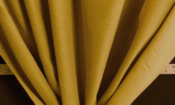 Discount Fabric ANTIQUE SATIN Olive/Gold Drapery
