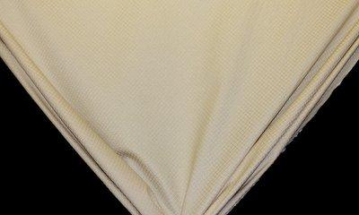 Discount Fabric JACQUARD White Diamonds Drapery & Upholstery