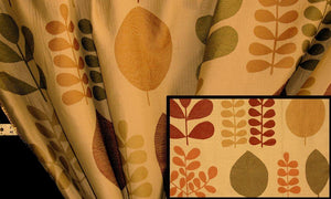 Discount Fabric DRAPERY Indian Summer