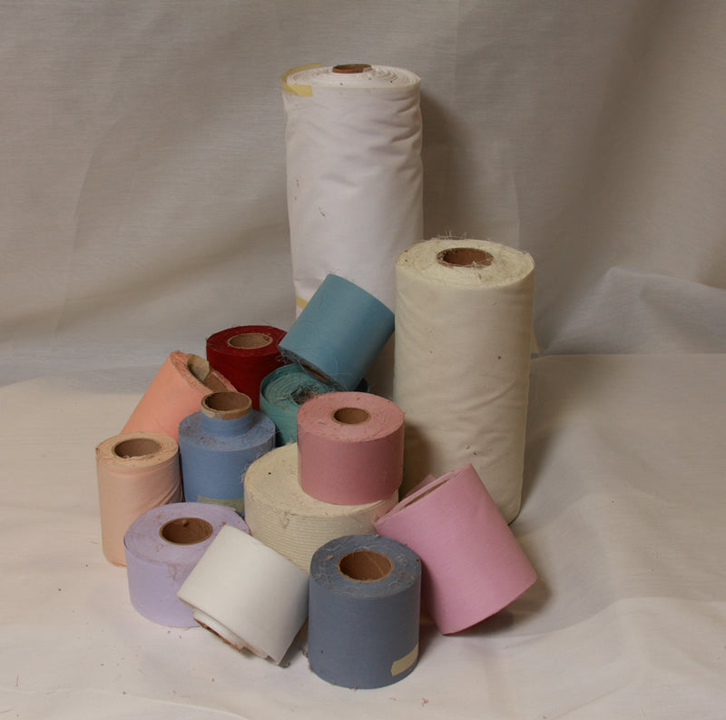 25 Pound Poly/Cotton Solid Colors Pack