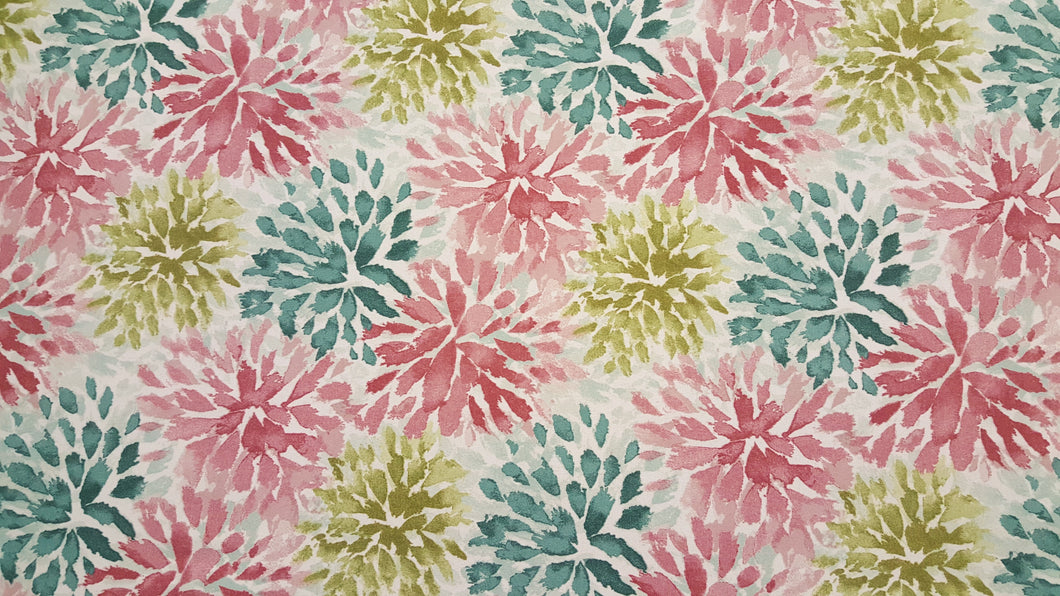 Swavelle Mill Creek Wildflower Indoor/Outdoor Fabric - 5 Yards