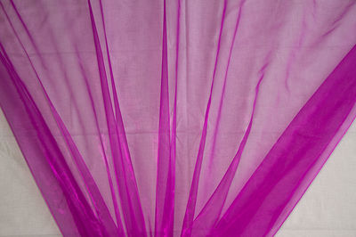 Orchid Organza Fabric