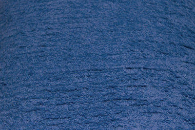 Royal Blue Terry Chenille - WHOLESALE FABRIC - 10 Yard Bolt