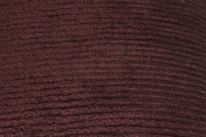 Brown Terry Chenille Fabric