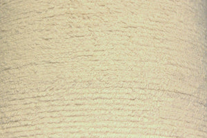 Natural Terry Chenille Fabric