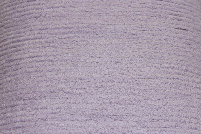 Lilac Terry Chenille Fabric