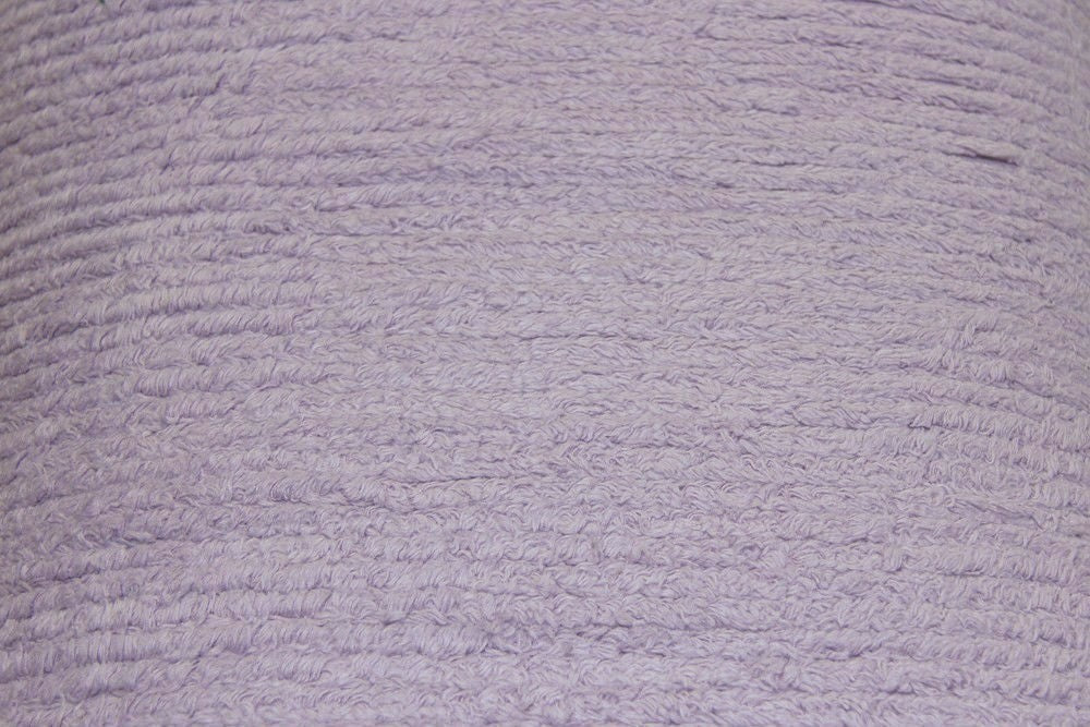 Lilac Terry Chenille - WHOLESALE FABRIC - 10 Yard Bolt