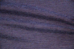 Discount Fabric CHENILLE Denim Blue Upholstery