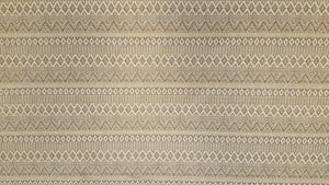 Discount Fabric JACQUARD Gray, Oatmeal & Taupe Upholstery & Drapery